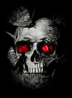 horror wallpaper Awesome scary skulls images free scary wallpapers